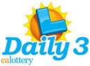 California  Daily 3 Midday Winning numbers