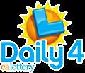 California  Daily 4 Winning numbers