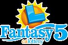 CA  Fantasy 5 Logo