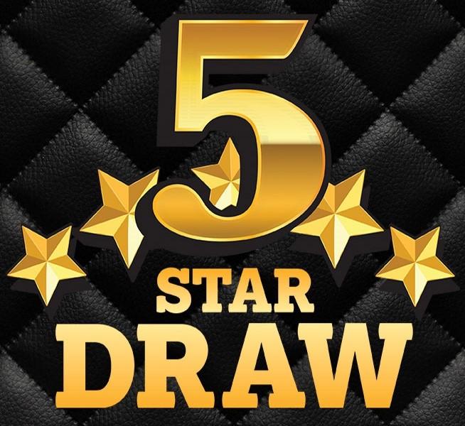 Idaho 5 Star Draw Jackpot