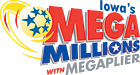 Iowa  Mega Millions Winning numbers
