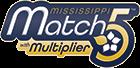 Mississippi Match 5 Jackpot