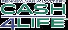 Pennsylvania  Cash4Life Winning numbers
