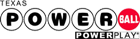 TX  Powerball Logo