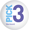 VerMont  Tri-State Pick 3 Day Winning numbers