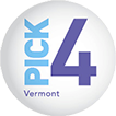 VerMont  Tri-State Pick 4 Day Winning numbers