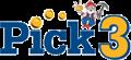AZ  Pick 3 Logo