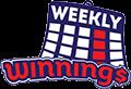 AZ  Weekly Winnings Logo