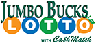 GA  Jumbo Bucks Lotto Logo