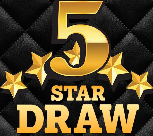 ID  5 Star Draw Logo