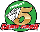 KY  5 Card Cash Logo