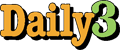MI  Daily 3 Evening Logo