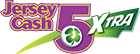 NJ  Jersey Cash 5 Logo
