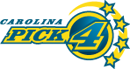 NC  Pick 4 Evening Logo