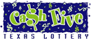 TX  Cash Five Logo