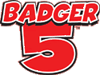 Wisconsin  Badger 5 Winning numbers