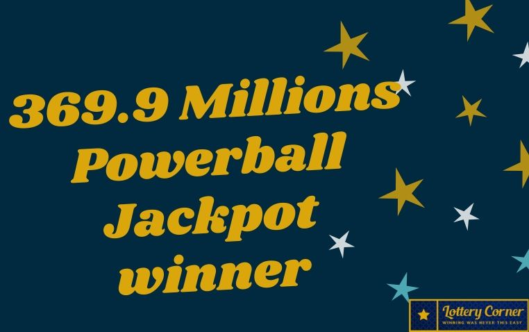13th Powerball Jackpot Winner In Florida Gets The whopping Prize Of $396.9 Million