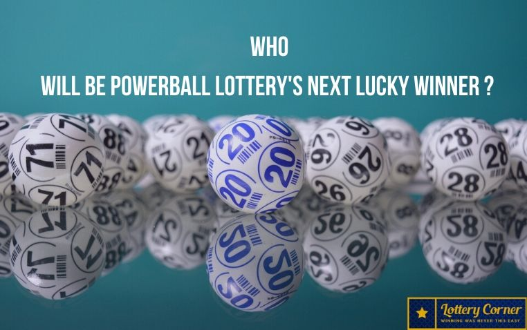 Who will be Powerball Lottery's wed,June17th next lucky winner?