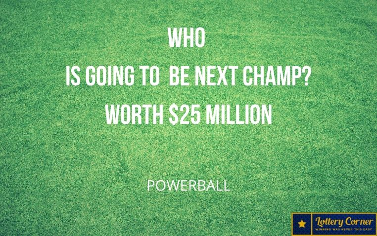 Powerball results for Saturday, Jun20th, 2020 who is going to be next champ $25 million Powerball jackpot?